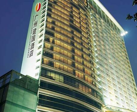 公共广播系统应用广州天伦万怡大酒店