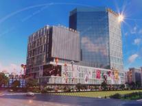 西宁市海湖新区金阳光大厦使用数字网络广播系统