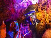 TEANMA音响系统应用于江西新余牛郎织女洞景区