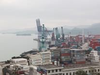 TEANMA公共广播系统助力盐田国际集装箱码头有限公司