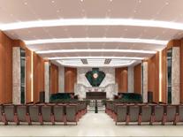 TEANMA会议系统成功入驻广西武宣县人民法院
