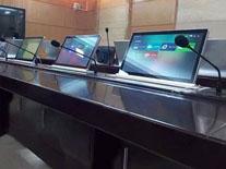 无纸化会议系统成功应用于深圳公安局