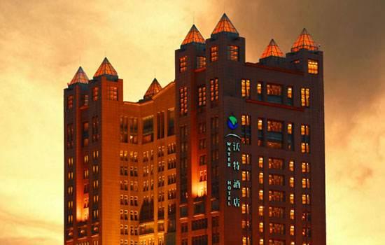 天玛背景音乐系统应用于成都沃特酒店