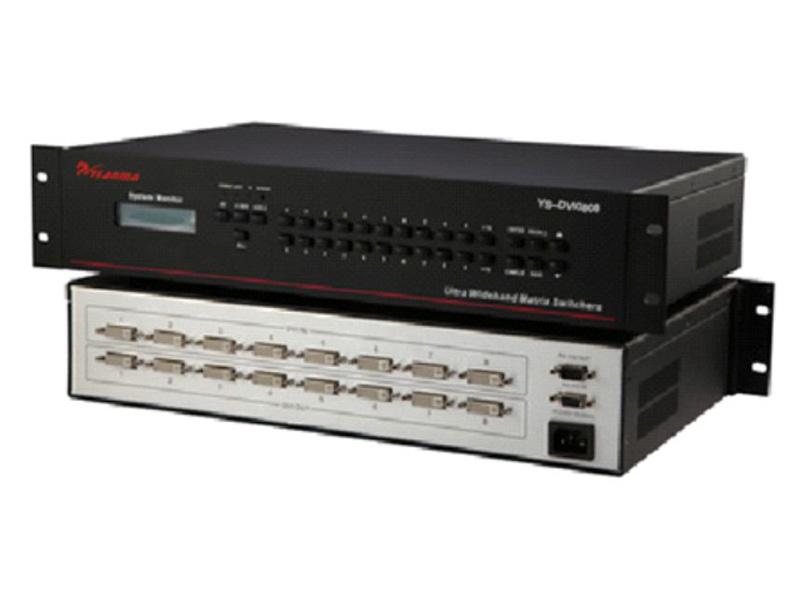 数字高清矩阵 YS-DVI0808