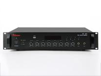 MP3带遥控广播功放 MP-130P(功率:130W)