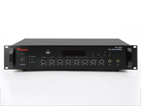 MP3带遥控广播功放 MP-260P(功率:260W)