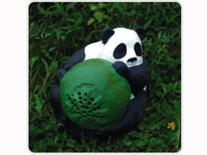 仿真抱球熊猫扬声器TM-910