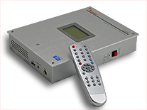音频解码—IP网络广播点播式壁挂终端 IP-9003