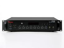 MP3带遥控广播功放 MP-500P(功率:500W)
