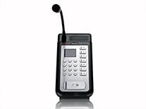 IP网络广播双向对讲话筒 IP-9206