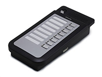 IP网络广播双向对讲话筒扩展面板 IP-9206K