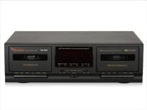 专业立体声—录音播放双卡座 PA-35E