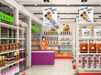 小型超市公共广播解决方案