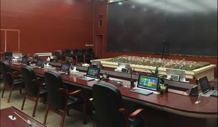 苏州某检察院无纸化多媒体交互式会议系统